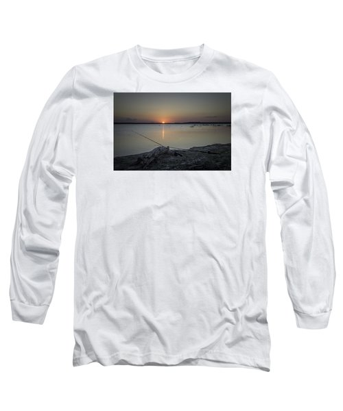 Fishing Poles Long Sleeve T-Shirt