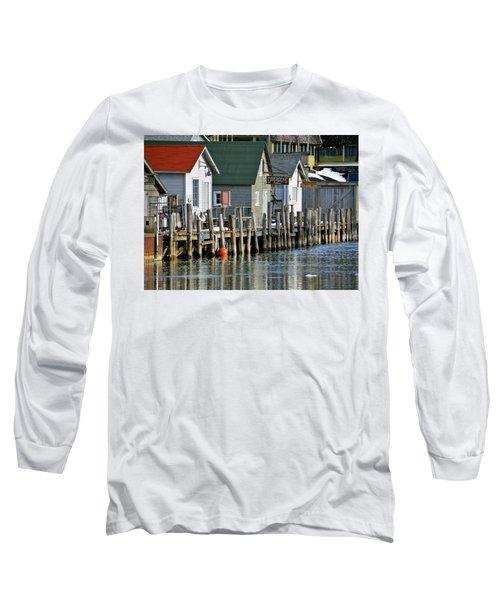 Fishtown In Leland Long Sleeve T-Shirt