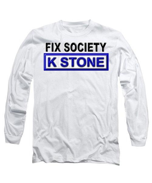 Fix Society 2nd Edition Long Sleeve T-Shirt