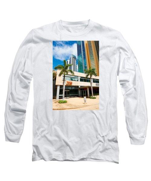 Fla-150531-nd800e-25125-color Long Sleeve T-Shirt by Fernando Lopez Arbarello