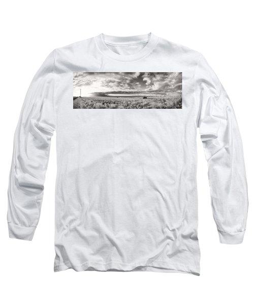 Fla-160225-nd800e-388pa91-ir-cf Long Sleeve T-Shirt by Fernando Lopez Arbarello