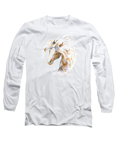 Flair Long Sleeve T-Shirt by Mary Armstrong