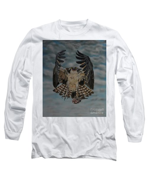Fleck The Osprey  Long Sleeve T-Shirt