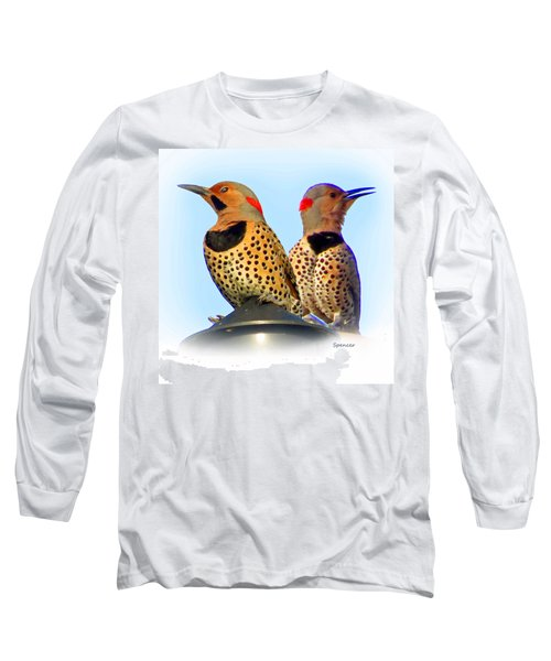 Flicker X2 Long Sleeve T-Shirt