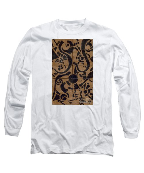 Flipside 1 Panel D Long Sleeve T-Shirt