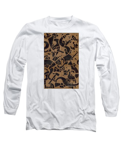 Flipside 1 Panel E Long Sleeve T-Shirt