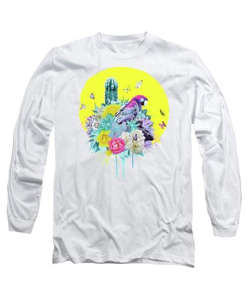 Floral Ara Long Sleeve T-Shirt
