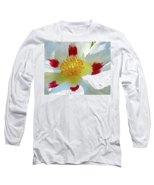 Floral Impressions Long Sleeve T-Shirt