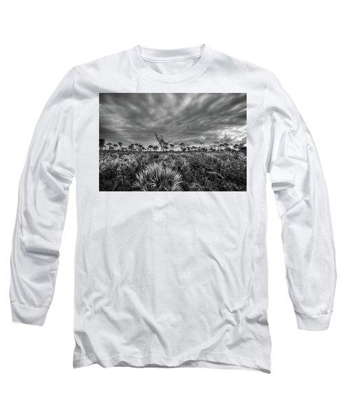 Florida Flatwoods Long Sleeve T-Shirt