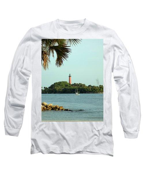 Florida Lighthouse 3 Long Sleeve T-Shirt
