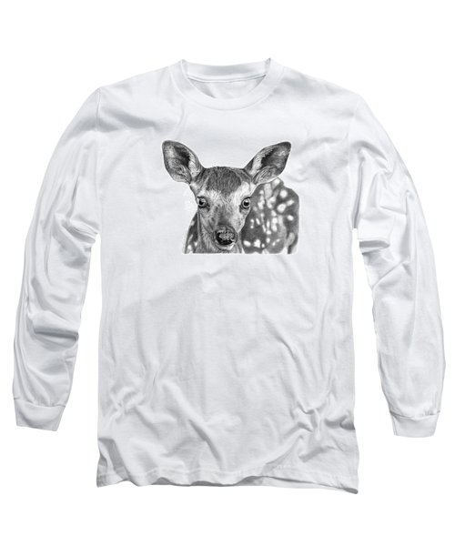 Florry The Fawn Long Sleeve T-Shirt by Abbey Noelle