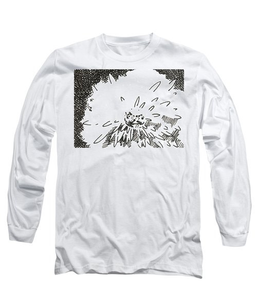 Flower 1 2015 Aceo Long Sleeve T-Shirt