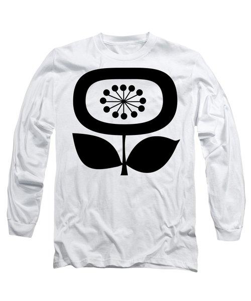 Flower 1 Group Transparent Long Sleeve T-Shirt