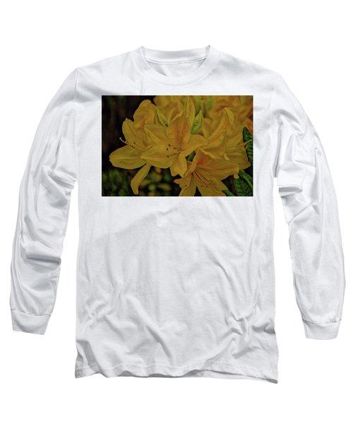 Flower 6 Long Sleeve T-Shirt