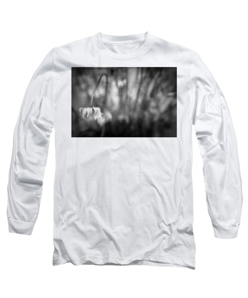 Flower #7421 Long Sleeve T-Shirt by Andrey Godyaykin