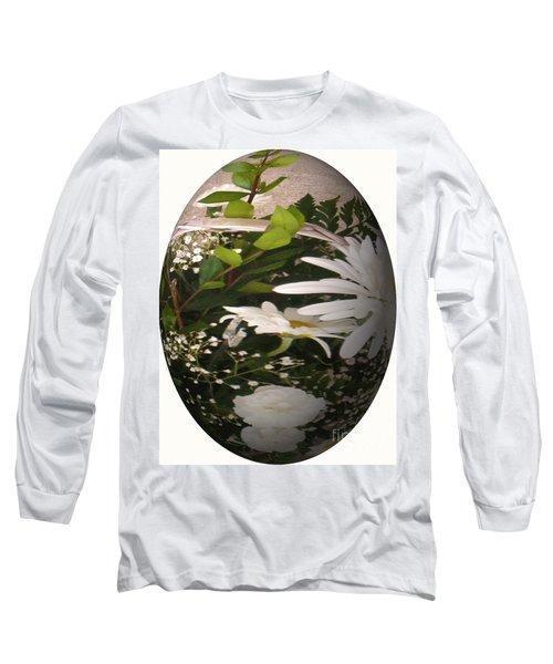 Flower Egg Long Sleeve T-Shirt