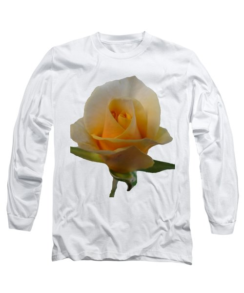Flower Long Sleeve T-Shirt by Laurel Powell