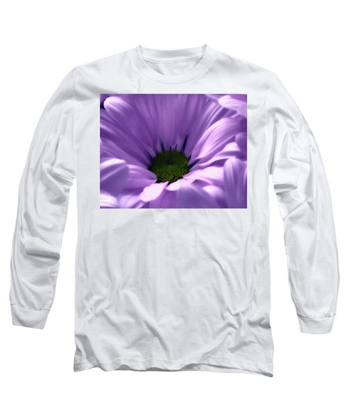 Flower Macro Beauty 4 Long Sleeve T-Shirt