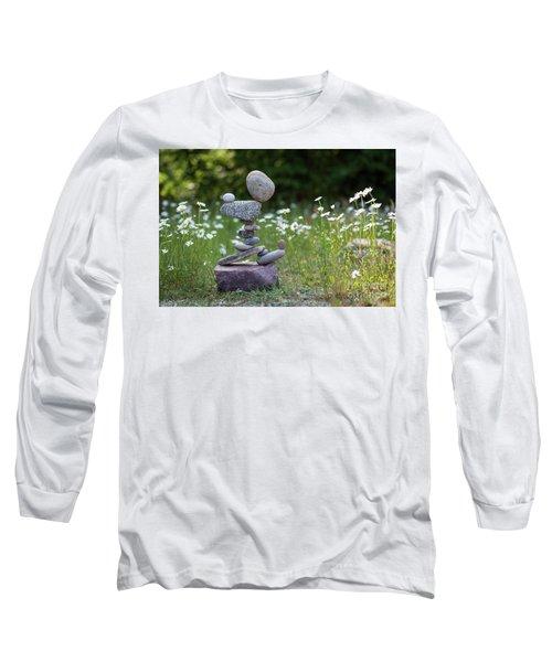 Flower Of Love. Long Sleeve T-Shirt