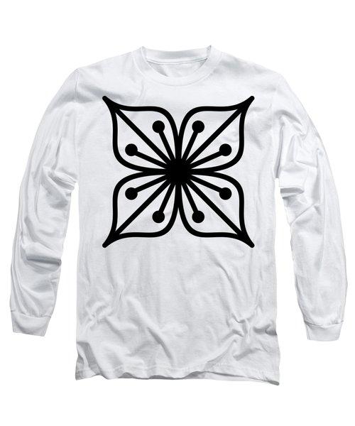 Flower  Long Sleeve T-Shirt