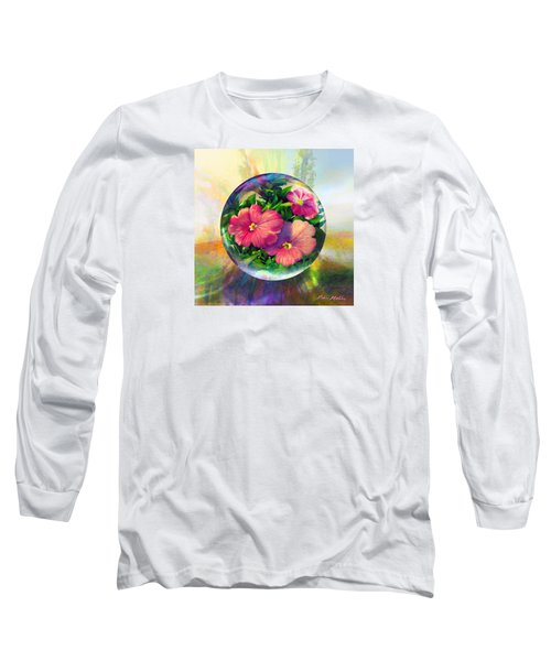 Flowering Panopticon Long Sleeve T-Shirt
