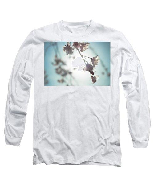 Flowering Tree 02 Long Sleeve T-Shirt