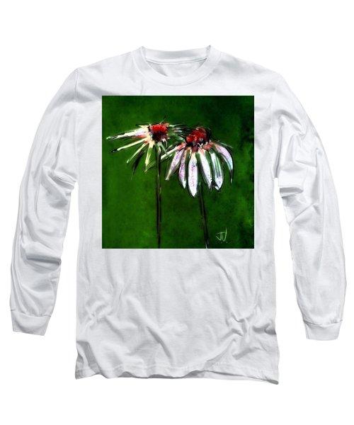 Flowers - 14april2017 Long Sleeve T-Shirt by Jim Vance