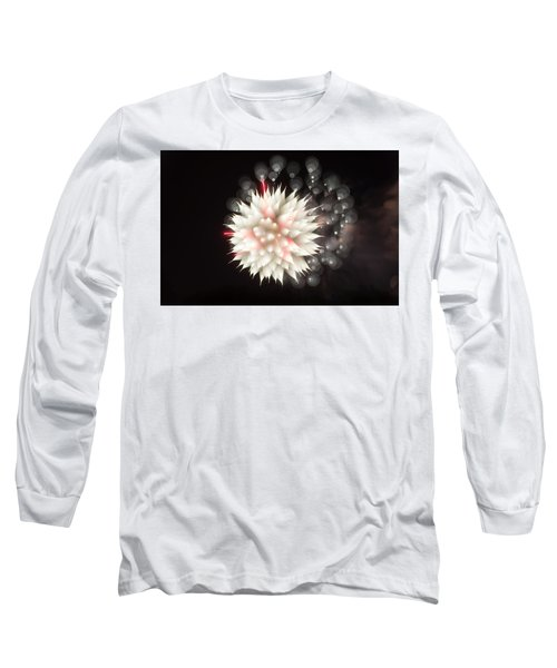 Flowers In The Sky Long Sleeve T-Shirt
