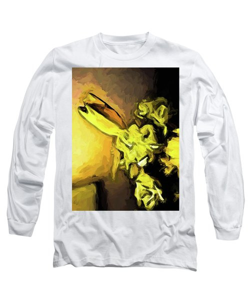 Flowers Of Yellow 1 Long Sleeve T-Shirt