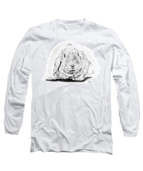 Fluffy Bunny Long Sleeve T-Shirt