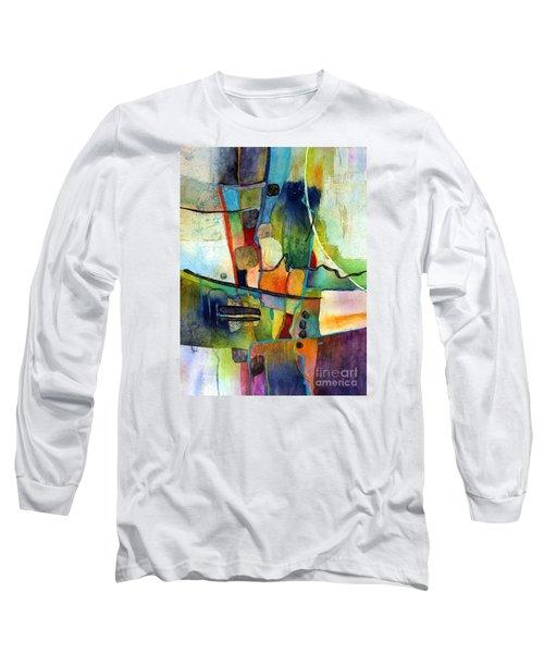 Fluvial  Mosaic Long Sleeve T-Shirt