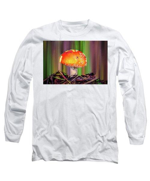 Fly Agaric #g7 Long Sleeve T-Shirt