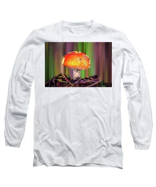 Fly Agaric #g7 Long Sleeve T-Shirt