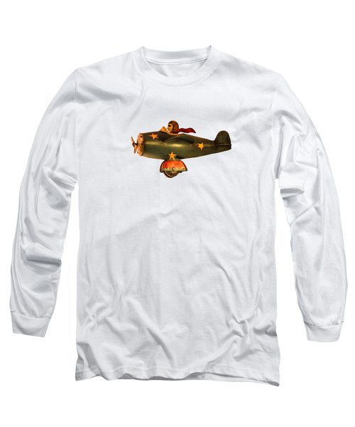 Flying High Long Sleeve T-Shirt by Linsey Williams