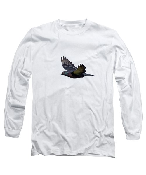 Flying Pigeon Long Sleeve T-Shirt