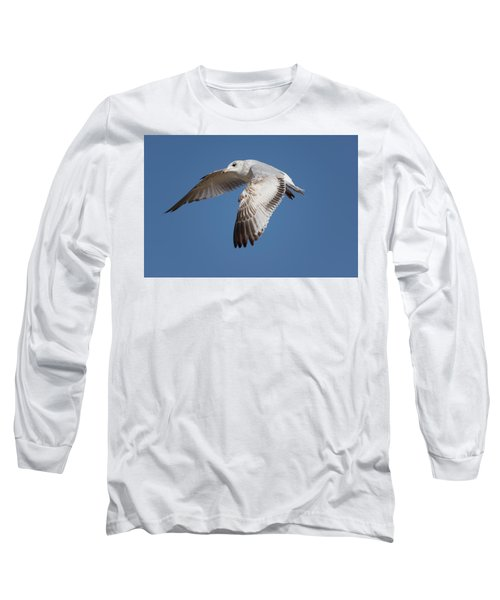 Flying Seagull Long Sleeve T-Shirt