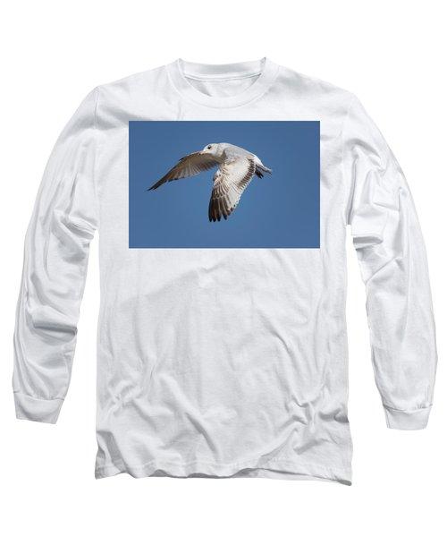 Flying Seagull Long Sleeve T-Shirt