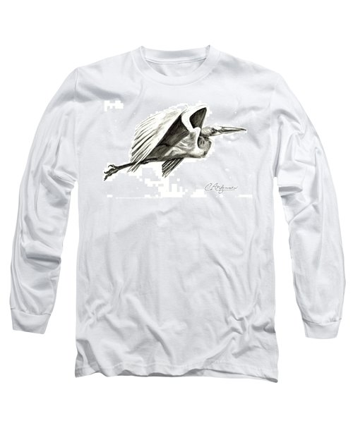 Flying Your Way Long Sleeve T-Shirt