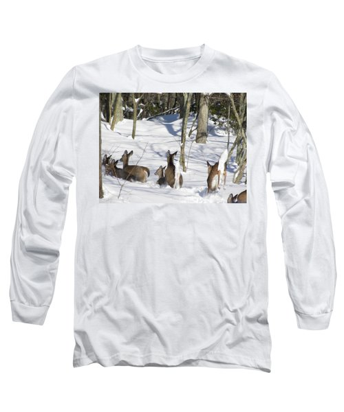 Follow The Leader Long Sleeve T-Shirt by Jewels Blake Hamrick