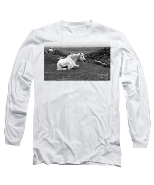 Fooggy Day Roundstone Long Sleeve T-Shirt