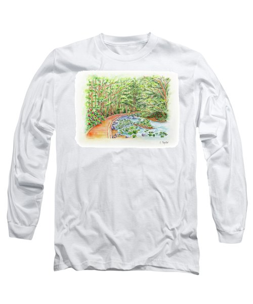 Footbridge Long Sleeve T-Shirt