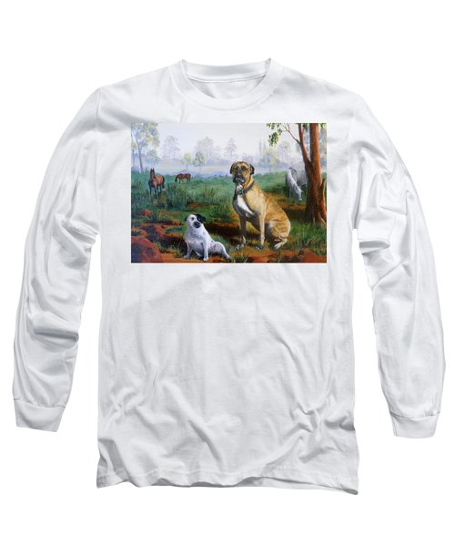 For Dayna Long Sleeve T-Shirt
