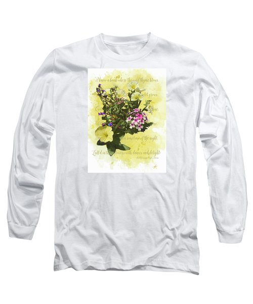 For Titania Long Sleeve T-Shirt