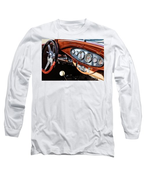 Long Sleeve T-Shirt featuring the photograph Ford Coupe IIi by Brad Allen Fine Art