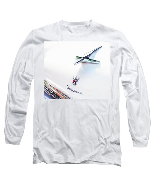 Long Sleeve T-Shirt featuring the photograph Ford Fairlane Classic by Theresa Tahara