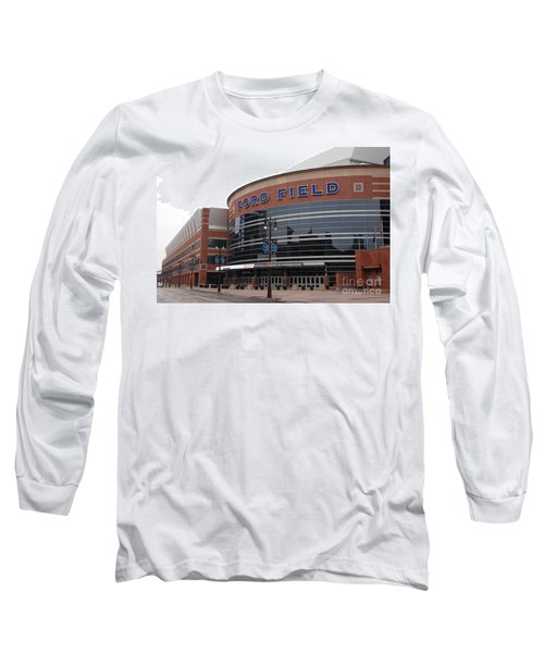Ford Field Long Sleeve T-Shirt
