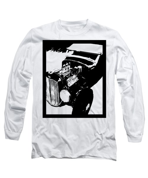 Ford Flathead Roadster Tee Long Sleeve T-Shirt