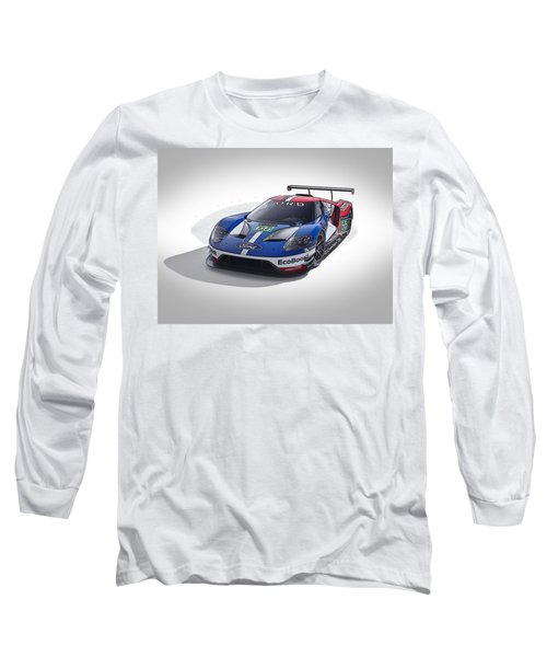 Ford Gt Long Sleeve T-Shirt