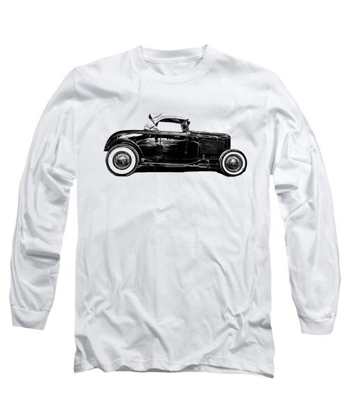 Ford Hot Rod Tee Long Sleeve T-Shirt