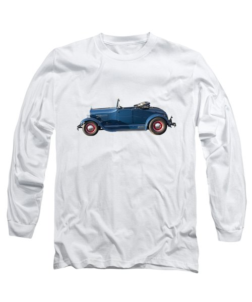 Ford Model A Long Sleeve T-Shirt